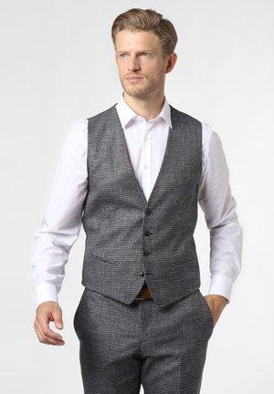 Suit waistcoat - blau bordeaux