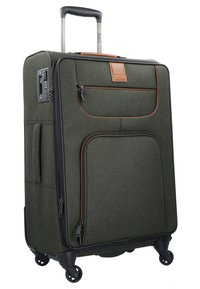 Stratic - Wheeled suitcase - khaki - 2