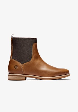SOMERS FALLS CHELSEA - Boots - rust full grain