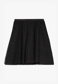 Mini Molly - GIRLS SKIRT - Mini skirt - black - 1