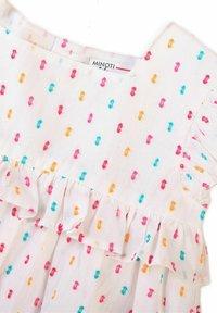 MINOTI - Day dress - white - 3