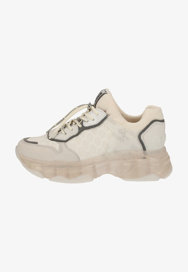 Trainers - off-white/silver