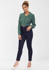 Collectif - Light jacket - green - 1