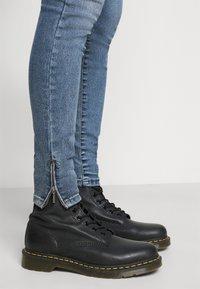Noisy May Tall - NMKIMMY - Jeans Skinny Fit - medium blue denim - 3
