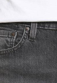 Levi's® - 502 TAPER - Slim fit jeans - blacks - 3