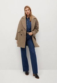 Mango - Winter coat - middenbruin - 1