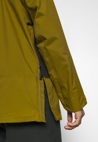 The North Face - SILVANI ANORAK - Ski jacket - green/black - 4