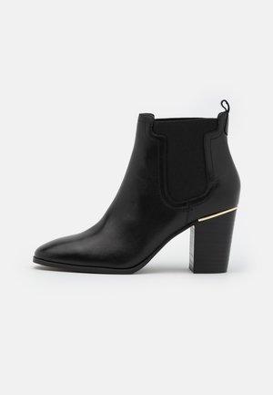 ASMAE - Ankle boots - noir