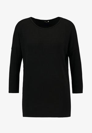 ONLGLAMOUR - Strikkegenser - black