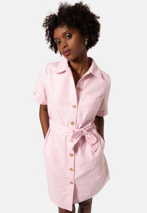 ADELMA - Shirt dress - pink