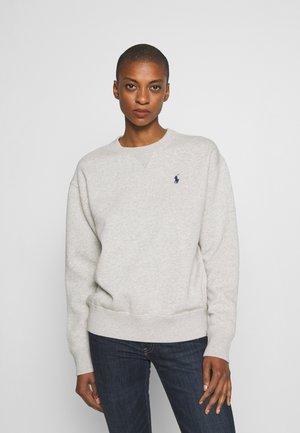 SEASONAL  - Sweatshirt - mottled grey