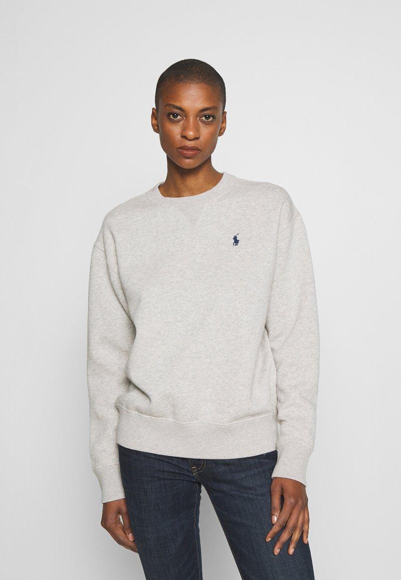 Polo Ralph Lauren - LONG SLEEVE - Sweatshirt - mottled grey