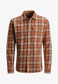 Jack & Jones PREMIUM - OVERSHIRT - Košile - burnt henna - 4