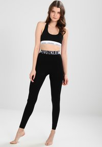 Calvin Klein Underwear - LISSY MODERN UNDERWEAR LOGO - Leggings - black - 1