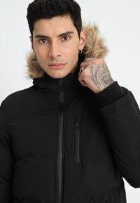 Brave Soul - TRAIL - Winter jacket - black - 3