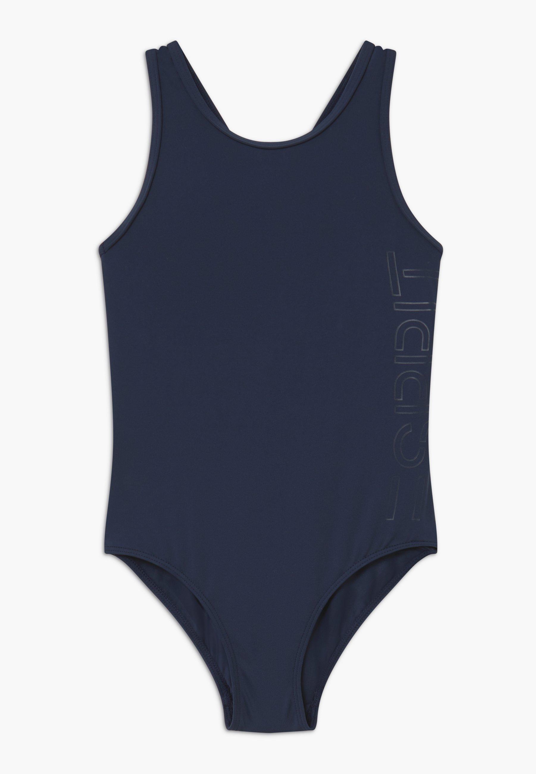 Kinder BASIC NOOS - Badeanzug - navy