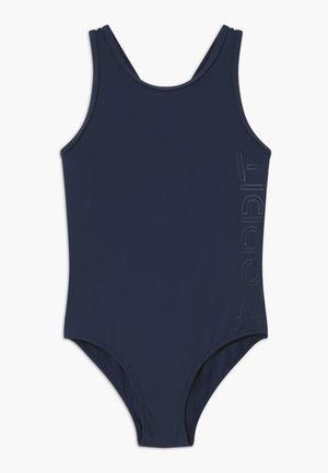 BASIC NOOS - Swimsuit - navy