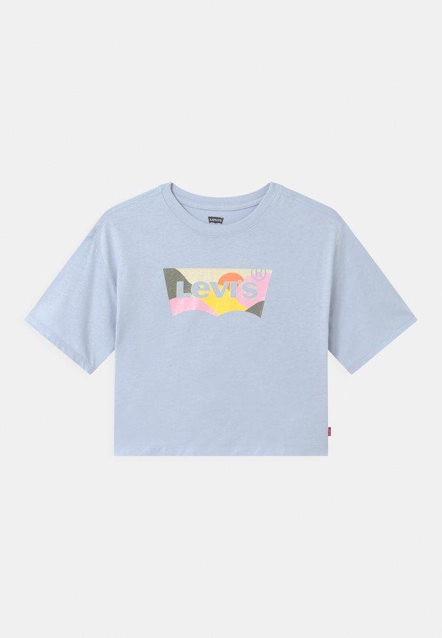 HIGH RISE - T-shirt print - kentucky blue