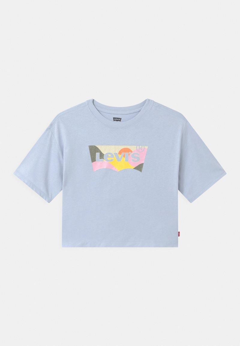 Levi's® - HIGH RISE - T-shirt print - kentucky blue