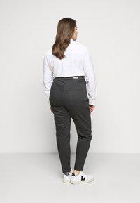 Dr.Denim Plus - NORA - Zúžené džíny - graphite - 2
