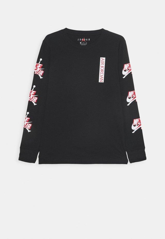 JUMPMAN CLASSICS - Bluzka z długim rękawem - black