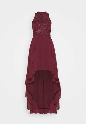 AVERY DRESS - Vestido de fiesta - burgundy