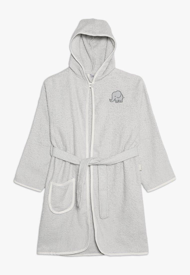 Playshoes - ELEFANT - Dressing gown - grau