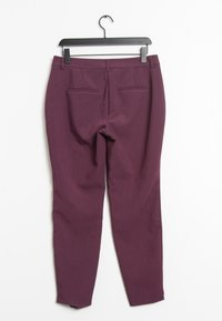 Selected Femme - Trousers - purple - 1