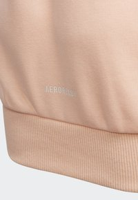 adidas Performance - FRENCH TERRY KNIT HOODIE - Sudadera con cremallera - pink - 2