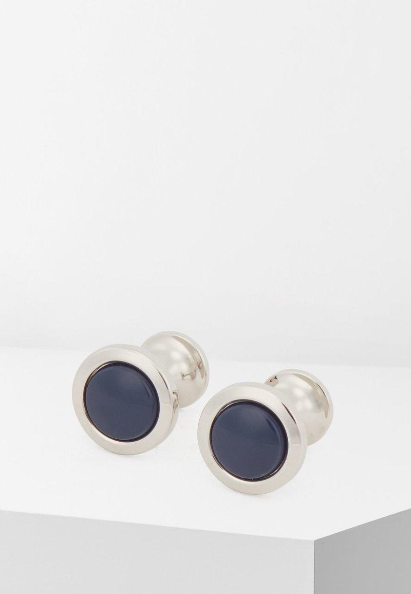 BOSS - MYLO - Cufflinks - dark blue