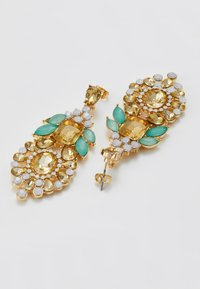 Pieces - PCPEACH EARRINGS - Earrings - gold-coloured - 2