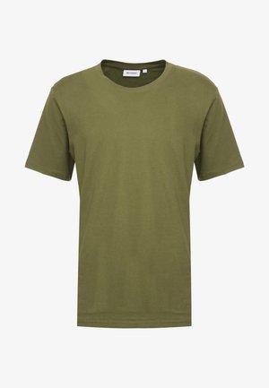 FRANK - Basic T-shirt - dark green
