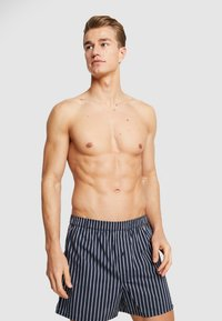 Marc O'Polo - 2-PACK - Boxer shorts - blue - 0