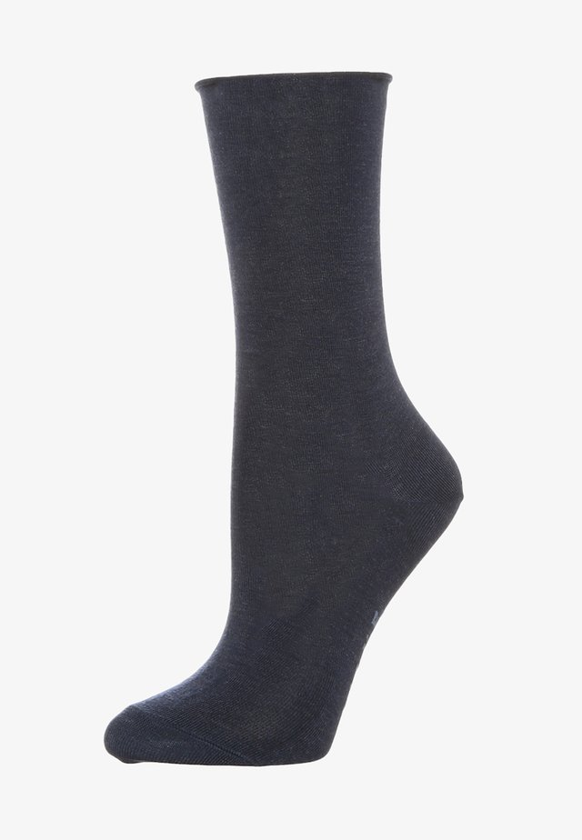 BREEZE SO - Sportovní ponožky - navyblue