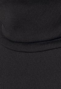 Vero Moda - VMORIELLE ROLL NECK  - Top - black - 2