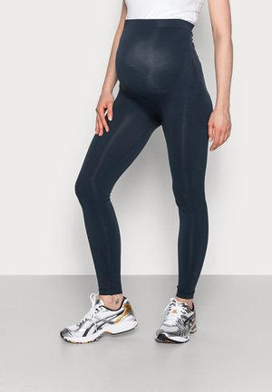 SEAMLESS - Leggings - navy