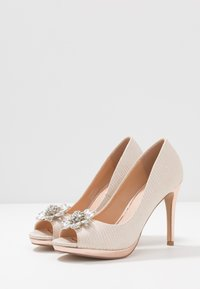 Lulipa London - DULCE - Peeptoe heels - blush - 4