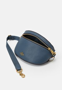 Coach - POLISHED PEBBLE BETHANY BELT BAG - Bum bag - dark denim - 2