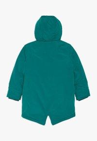 Friboo - Winterjas - teal green - 1