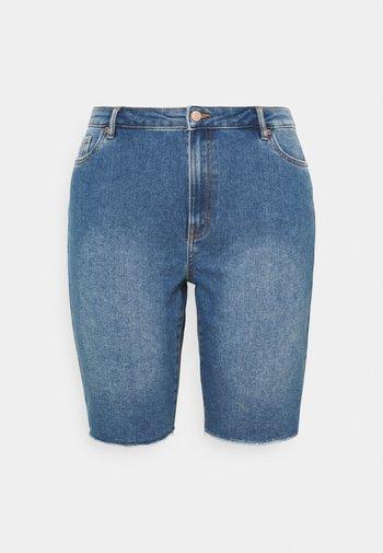 VMLOA FAITH  - Shorts vaqueros - medium blue