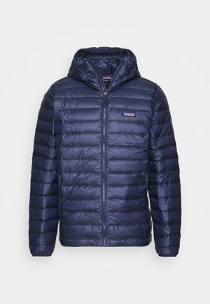 HOODY - Down jacket - blue