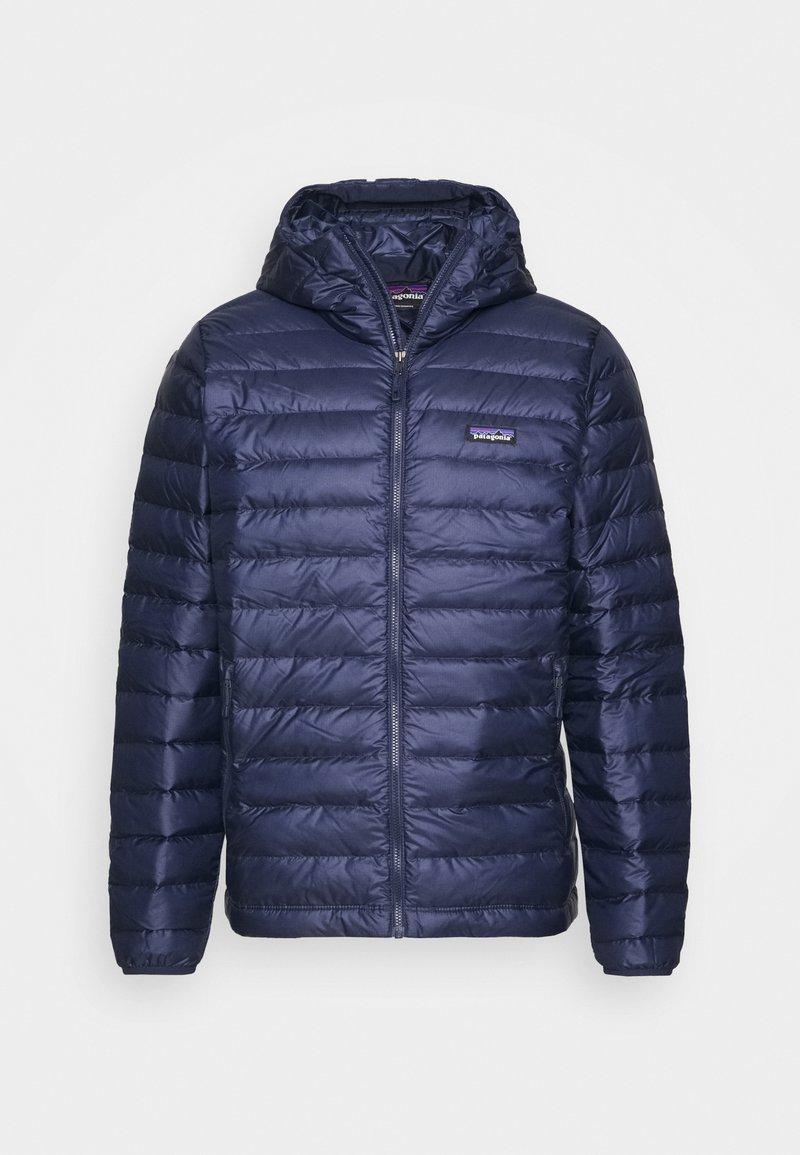 Patagonia - HOODY - Down jacket - blue