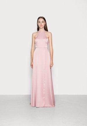 SONIA HALTER NECK MAXI DRESS - Společenské šaty - blush pink
