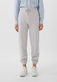 Stradivarius - Trainingsbroek - grey - 0