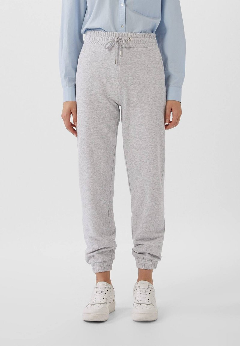 Stradivarius - Jogginghose - grey