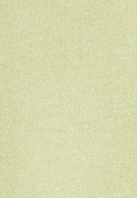 KnowledgeCotton Apparel - ALDER TEE - Basic T-shirt - sage light dustygreen - 5