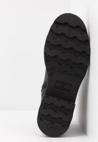 Janet Sport - Kotníkové boty na platformě - miranda nero - 6