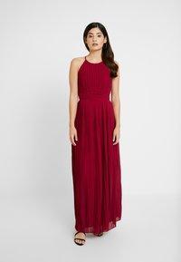 TFNC Petite - POLINA - Occasion wear - dark red - 0