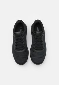 Under Armour - CHARGED PURSUIT 2 SE - Neutral running shoes - black - 3