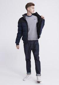 Superdry - ORANGE LABEL - Pullover - light blue - 1